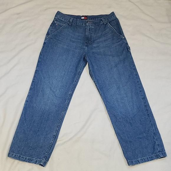 Tommy Hilfiger Other - Classic Tommy Hilfiger Blue Carpenter Jeans 33x30